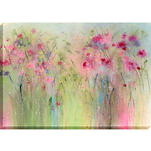 Buy Sue Fenlon - Confetti Petals Print on Canvas, 70 x 100cm Online at johnlewis.com
