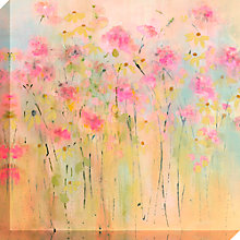 Buy Sue Fenlon - Summer Breeze Canvas, 40 x 40cm Online at johnlewis.com