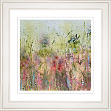 Buy Sue Fenlon - Summer Hedgerow Framed Print - 83 x 83cm Online at johnlewis.com