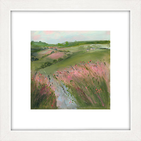 Buy Sue Fenlon - Secret Place Framed Print - 35 x 35cm Online at johnlewis.com
