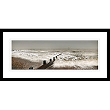 Buy David Purdie - Great Stone Framed Print, 49 x 104cm Online at johnlewis.com