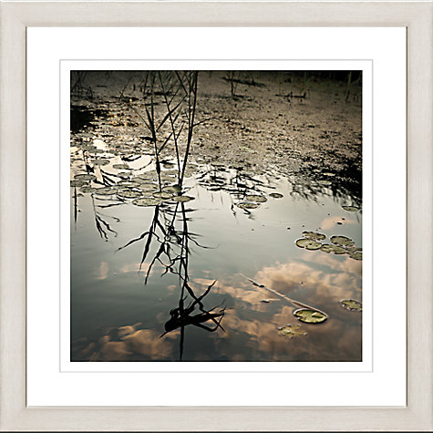 Buy David Purdie - Reeds Appledore Framed Print - 65 x 65cm Online at johnlewis.com