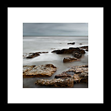Buy David Purdie - Slow Water Detail Framed Print, 44 x 44cm Online at johnlewis.com