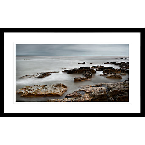 Buy David Purdie - Slow Water Framed Print, 64 x 104cm Online at johnlewis.com
