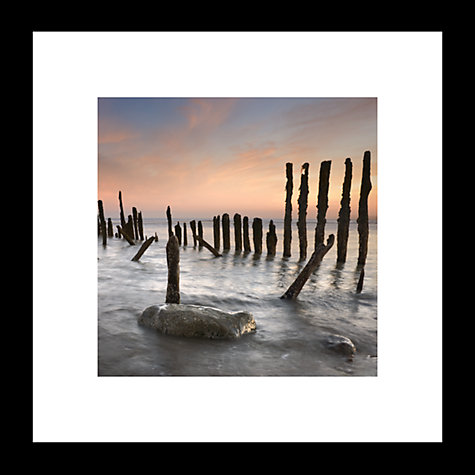 Buy David Purdie - Winchelsea Detail Framed Print, 44 x 44cm Online at johnlewis.com
