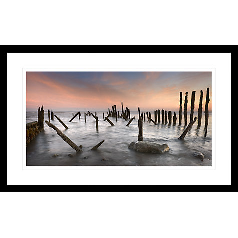 Buy David Purdie - Winchelsea Framed Print, 64 x 104cm Online at johnlewis.com