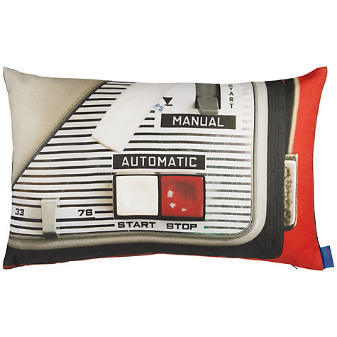 Buy Ella Doran Portables Manual/Automatic Cushion, Multi Online at johnlewis.com