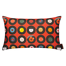 Buy Ella Doran Sevens Cushion, Multi Online at johnlewis.com