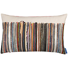 Buy Ella Doran Stacks Cushion, Multi Online at johnlewis.com