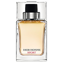 Buy Dior Homme Sport After-Shave Lotion, 100ml Online at johnlewis.com
