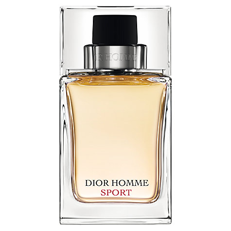 Buy Dior Homme Sport Aftershave Lotion, 100ml Online at johnlewis.com