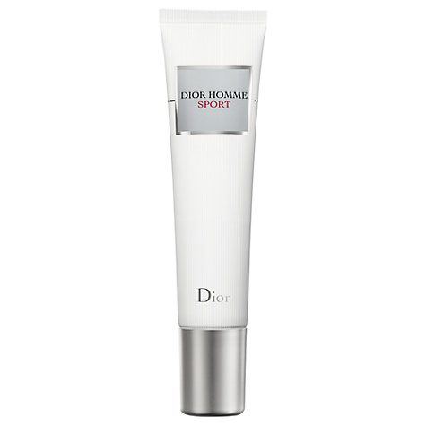 Buy Dior Homme Sport Moisturizing After-Shave Gel, 70ml Online at johnlewis.com