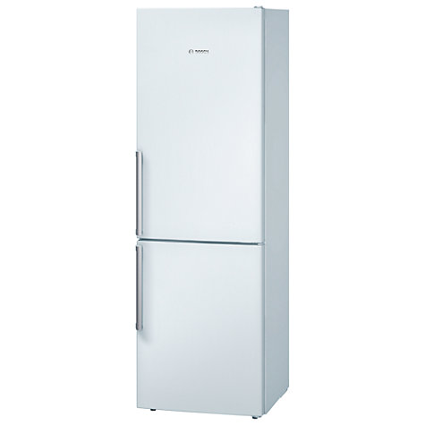 Buy Bosch KGE36AW40G Fridge Freezer, White Online at johnlewis.com