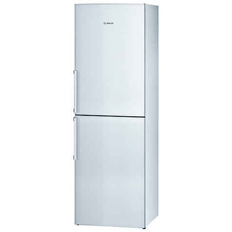 Buy Bosch KGN34VW20G Fridge Freezer, White Online at johnlewis.com