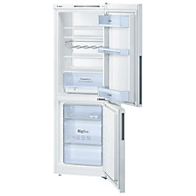 Buy Bosch KGV33VW31G Fridge Freezer, White Online at johnlewis.com