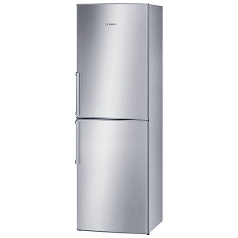 Buy Bosch KGN34VI20G Fridge Freezer, Steel Look Online at johnlewis.com