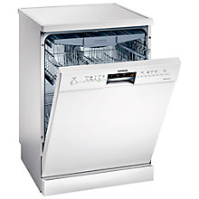 Buy Siemens SN25M280GB Dishwasher, White Online at johnlewis.com
