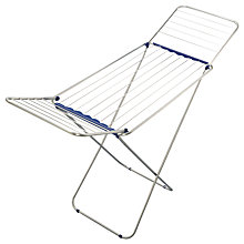 Buy Leifheit Siena Aluminium Airer Online at johnlewis.com
