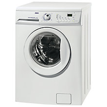 Buy Zanussi ZWN7140L Washing Machine, 8kg Load, A++ Energy Rating, 1400rpm Spin, White Online at johnlewis.com