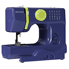 Buy John Lewis Mini Colour Block Sewing Machine Online at johnlewis.com