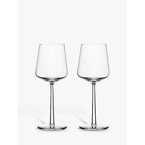 Buy Iittala Essence Red Wine Glasses, 0.45L, Set of 2 Online at johnlewis.com