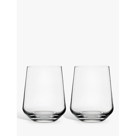 Buy Iittala Essence Tumblers, Set of 2 Online at johnlewis.com