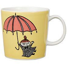 Buy Finland Arabia Moomin Mug, Little My Online at johnlewis.com