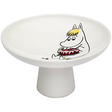Buy Finland Arabia Moomin Biscuit Stand, Celebration Online at johnlewis.com