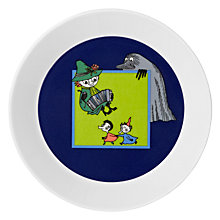 Buy Iittala Moomin Plate, Melody Online at johnlewis.com