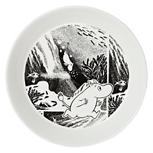 Buy Iittala Moomin Plate, Adventure Online at johnlewis.com