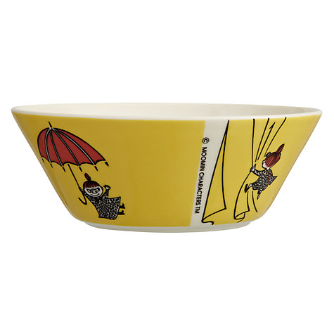 Buy Finland Arabia Moomin Bowl, Little My Online at johnlewis.com