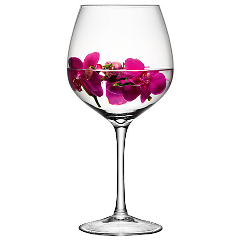 Buy LSA Midi Wine Glass, H39cm Online at johnlewis.com