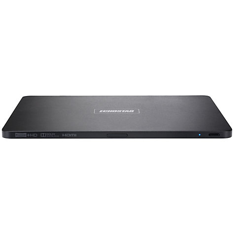 Buy Echostar HDT-610R Ultra Slim 500GB Freeview+ HD Digital TV Recorder Online at johnlewis.com