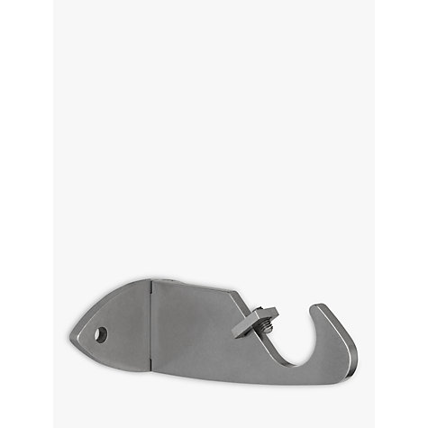 Buy John Lewis Stainless Steel Centre Bracket, Dia.19mm Online at johnlewis.com