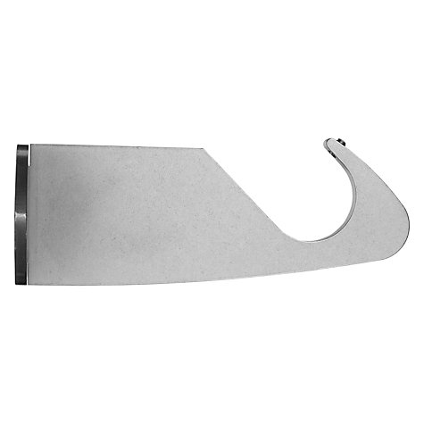 Buy John Lewis Stainless Steel Centre Bracket, Dia.30mm Online at johnlewis.com