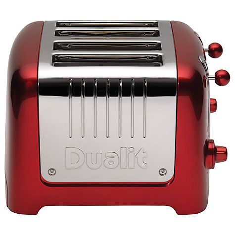 Buy Dualit 4-Slice Toaster with Warming Rack Online at johnlewis.com