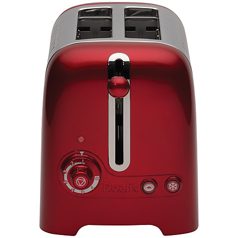 Buy Dualit Lite 2-Slice Toaster with Warming Rack Online at johnlewis.com