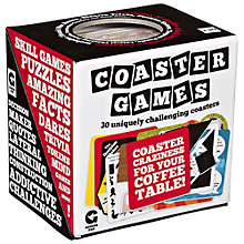 Buy John Lewis Coaster Games Online at johnlewis.com