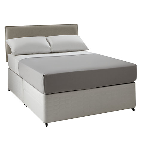 Buy Silentnight Ortho Miracoil Mattress and Divan Set, Single Online at johnlewis.com