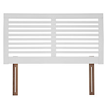 Buy John Lewis Marlow Headboard, Double Online at johnlewis.com