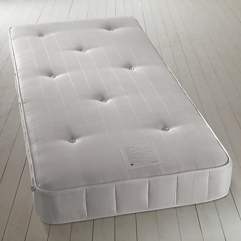 Buy John Lewis Savoy Pocket and Open Spring Guest Bed, Beige, Small Single Online at johnlewis.com