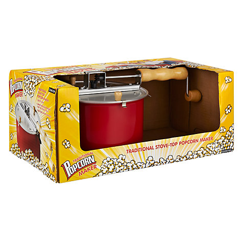 Buy Eddingtons Popcorn Maker, Red Online at johnlewis.com