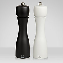 Buy Peugeot Tahiti Salt and Pepper Mill Gift Set Online at johnlewis.com