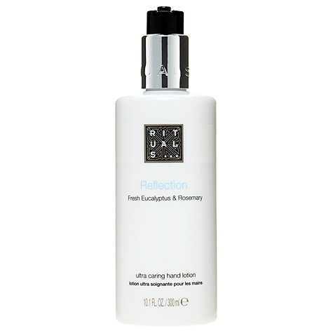 Buy Rituals Reflection Hand Lotion, 300ml Online at johnlewis.com