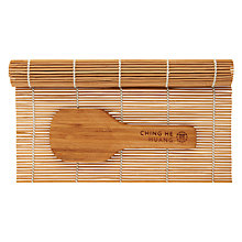 Buy Ching He Huang Bamboo Sushi Rolling Set Online at johnlewis.com