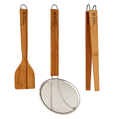 Ching He Huang Bamboo Utensil Set