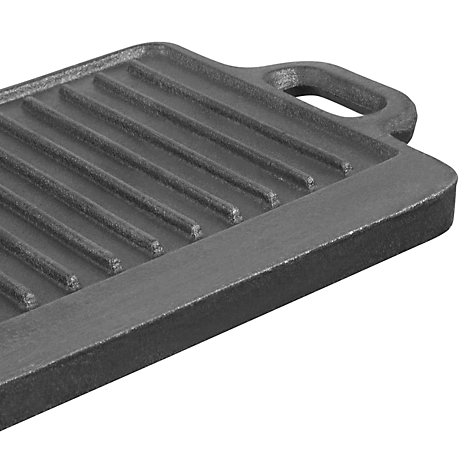 Buy Kitchen Craft Cast Iron Griddle Online at johnlewis.com