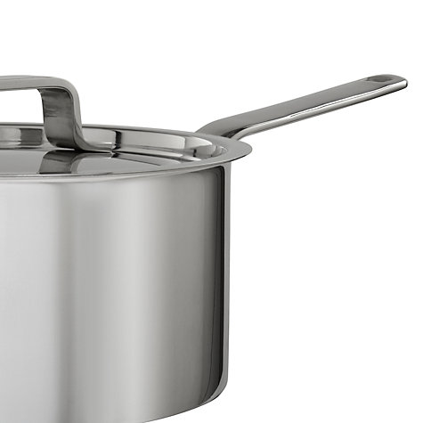 Buy House by John Lewis Pan Set, 3 Pieces Online at johnlewis.com