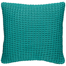 Buy Harlequin Snug Knitted Cushion Online at johnlewis.com