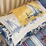 Buy Joules Coastal Boat Cushion, Yellow Online at johnlewis.com